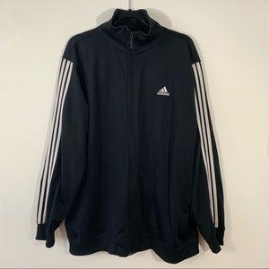 Adidas . Track Full Zip Jacket . L